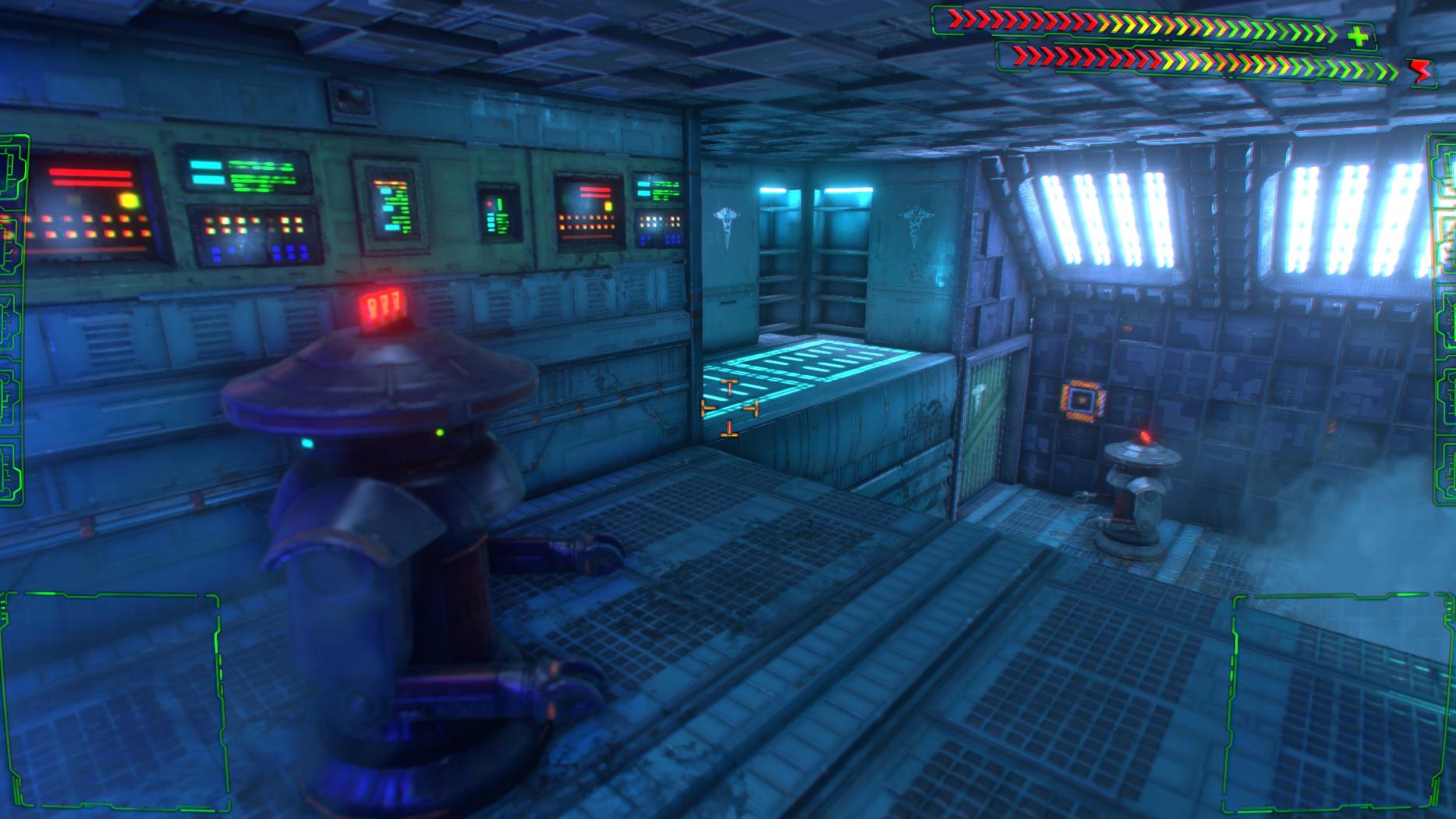 Photo of Noul System Shock este acum jucabil si pe Kickstarter