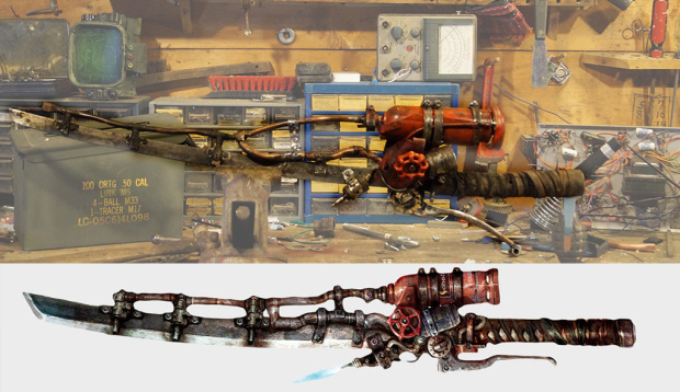 Photo of Cineva a construit Shishkebab-ul din Fallout 4