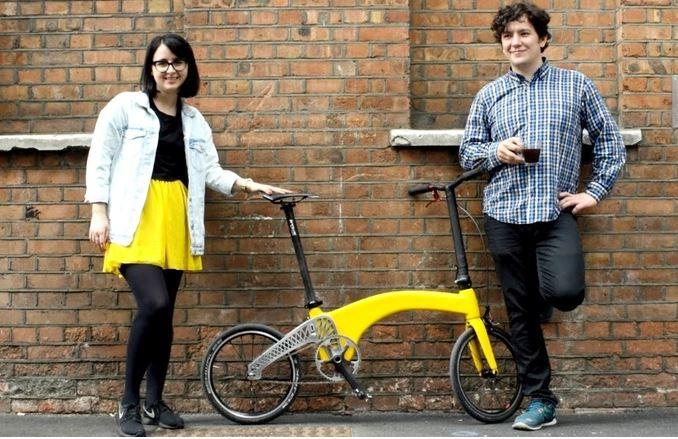 Photo of Cu bicicleta Hummingbird plutesti pe strazile orasului!