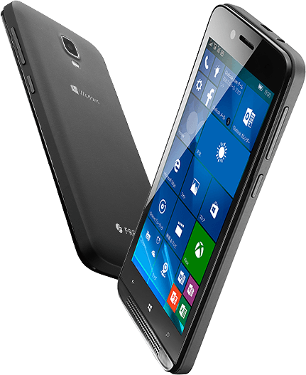 Photo of Katana 01, un telefon low-end cu Windows 10