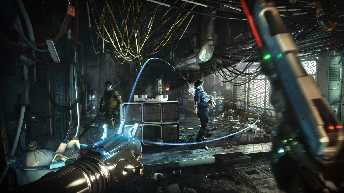 Photo of Deus Ex Mankind Divided: Detalii despre Dawn Engine