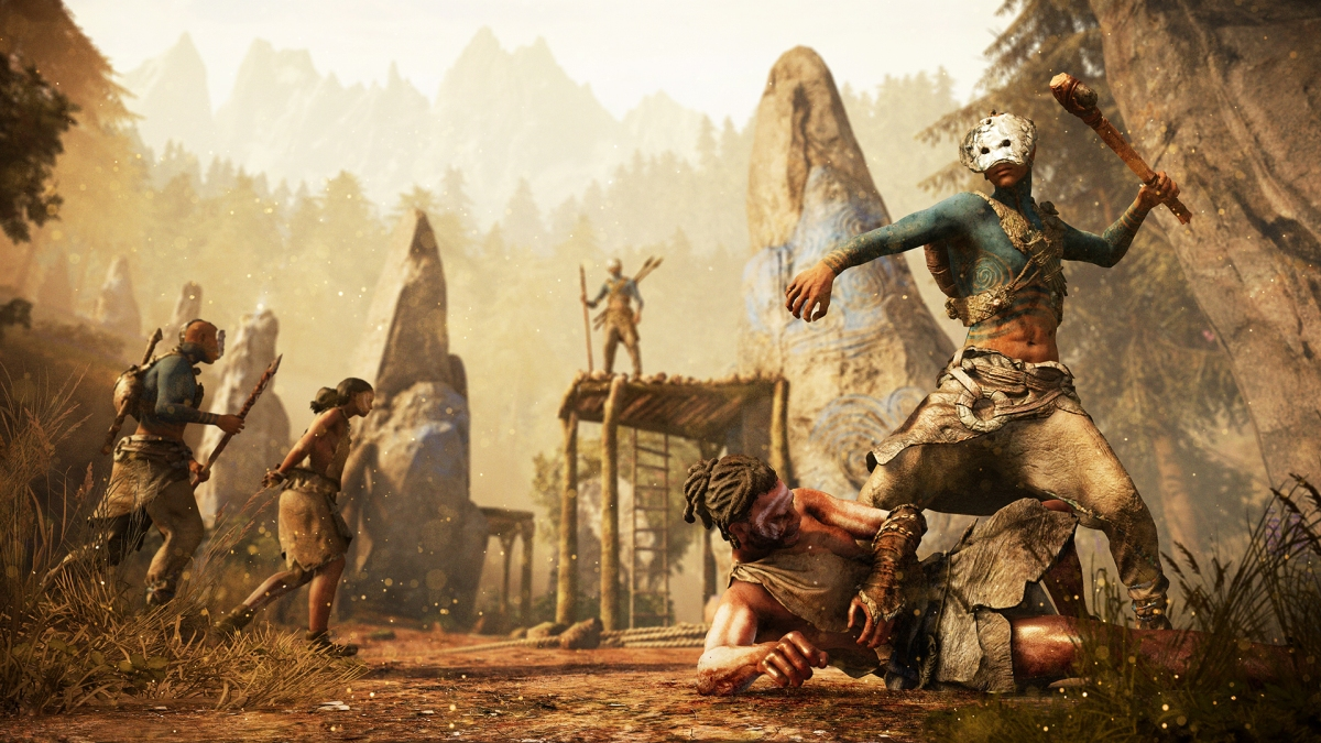 Photo of Cat de noua este harta lui Far Cry Primal?