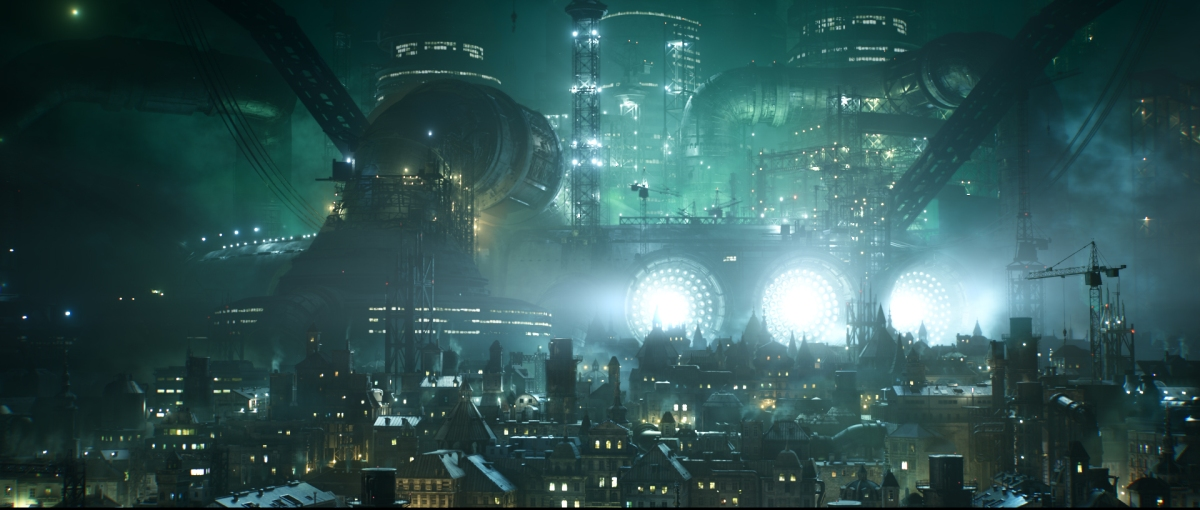 Photo of Final Fantasy 7 Remake foloseste Unreal Engine 4