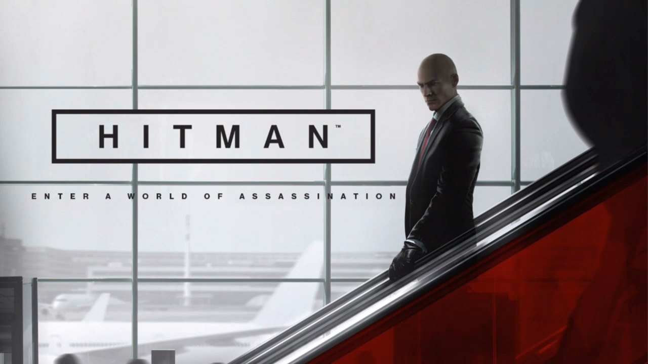 HITMAN Epic Games Store