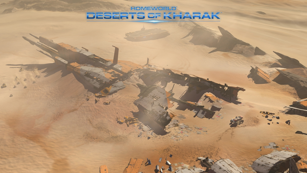 Photo of Homeworld Deserts of Kharak ar putea suporta modificari