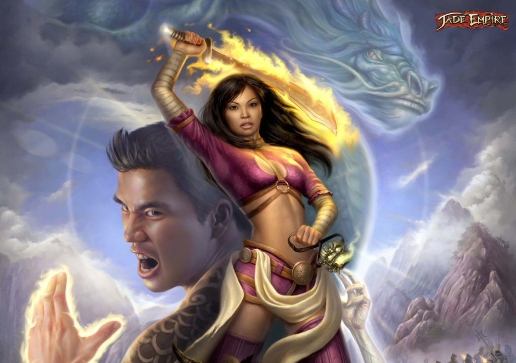 Photo of Jade Empire este gratuit!