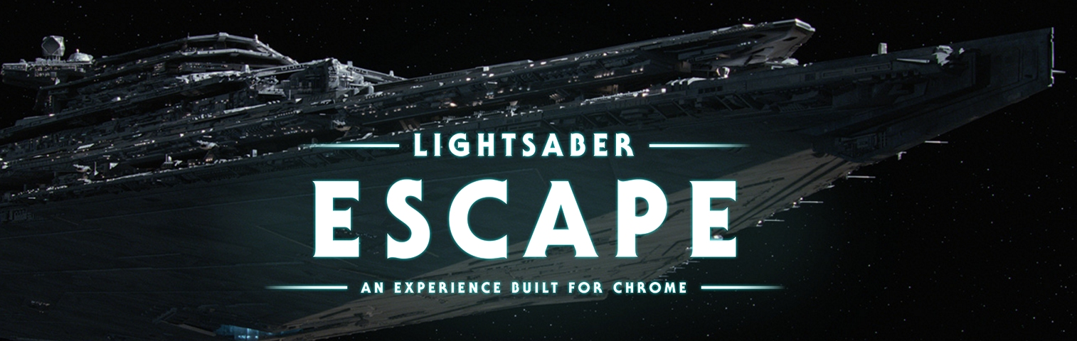 Photo of Google lanseaza cel mai bun joc Star Wars din ultimii ani, Lightsaber Escape