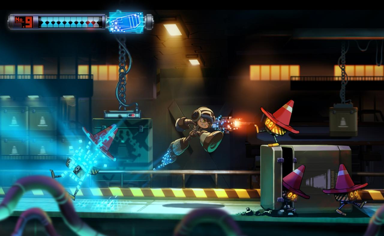 Photo of Mighty No. 9 intarzie din nou. Producatorul isi cere iertare