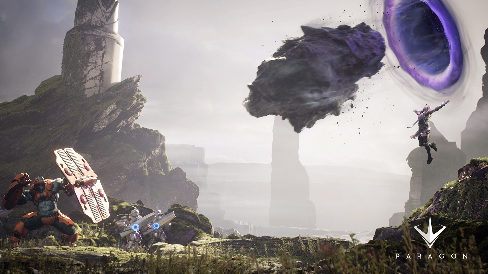 Photo of Paragon – Gameplay comentat