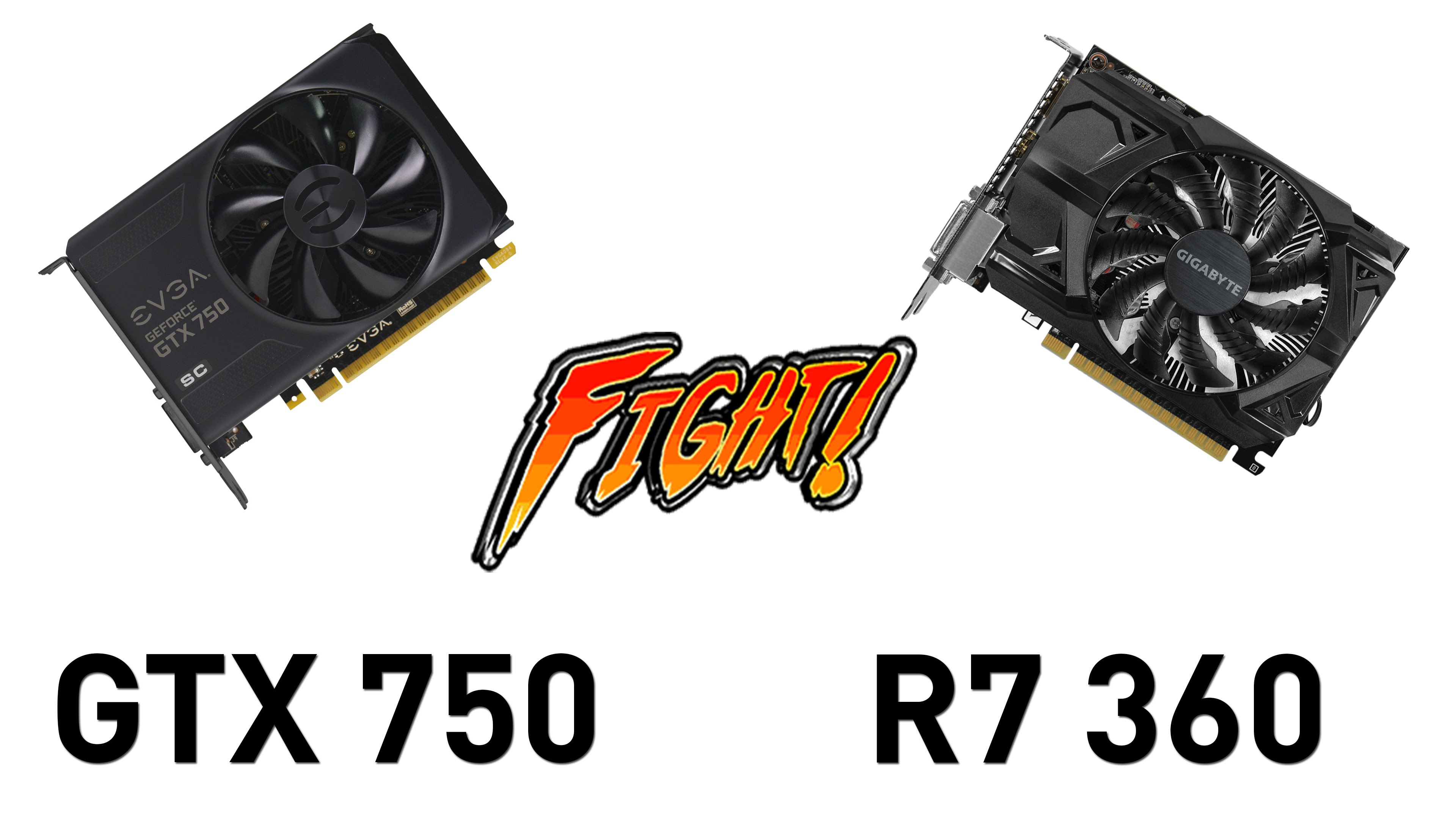 Photo of Budget Showdown: Gigabyte R7 360 vs EVGA GTX 750 SuperClocked!