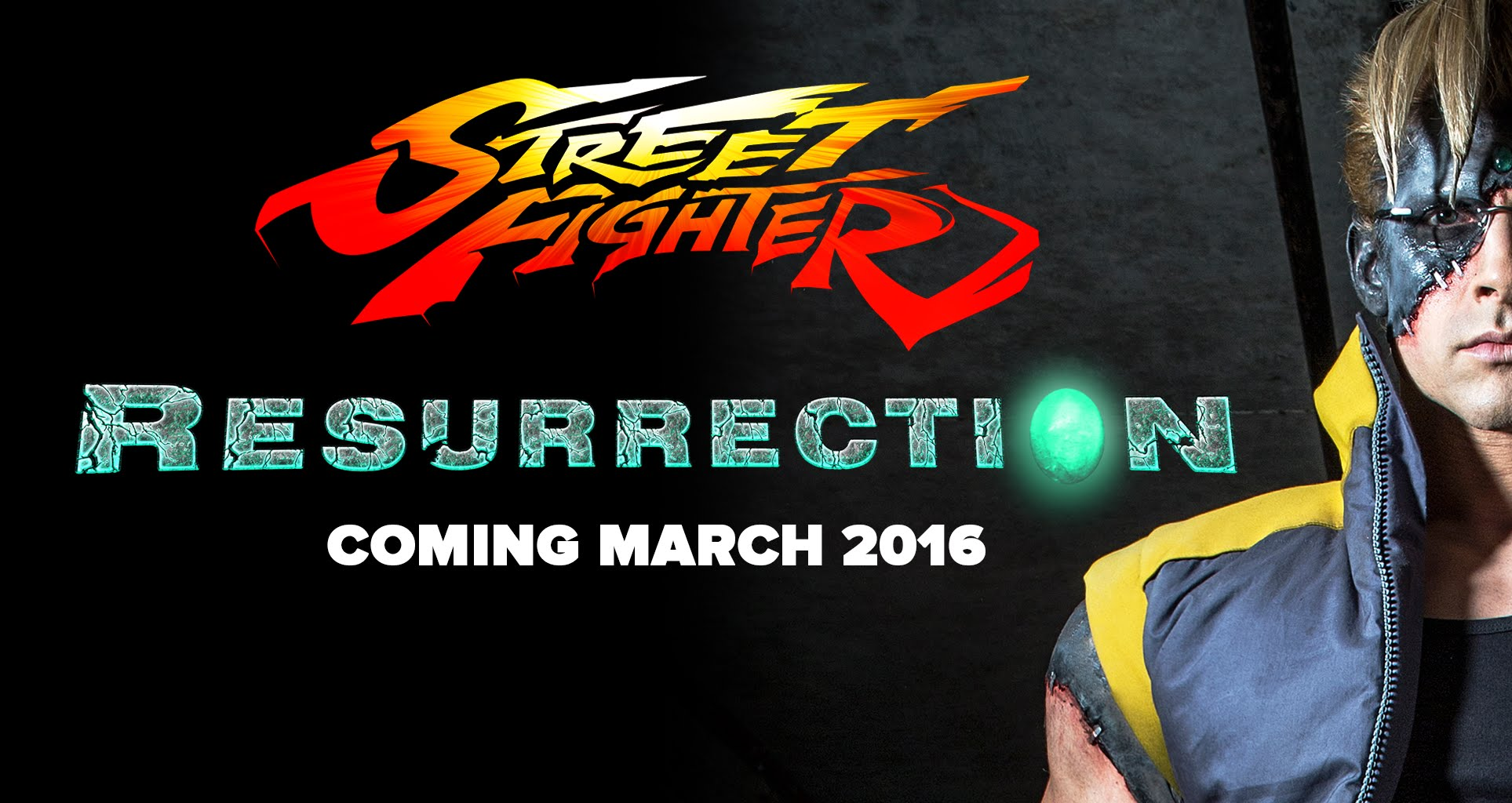 Photo of Street Fighter Resurrection a fost lansat