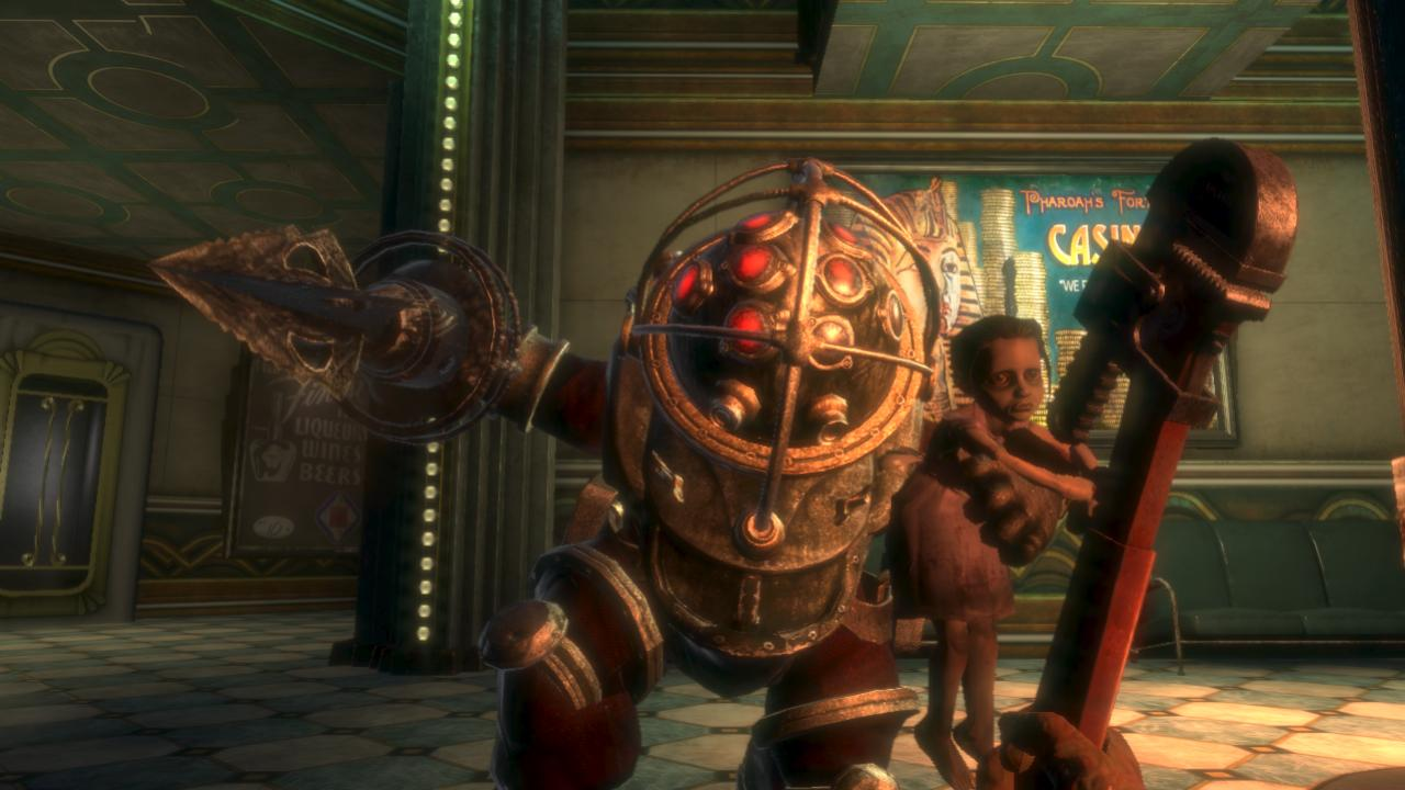 Photo of Bioshock: The Collection a fost zarit