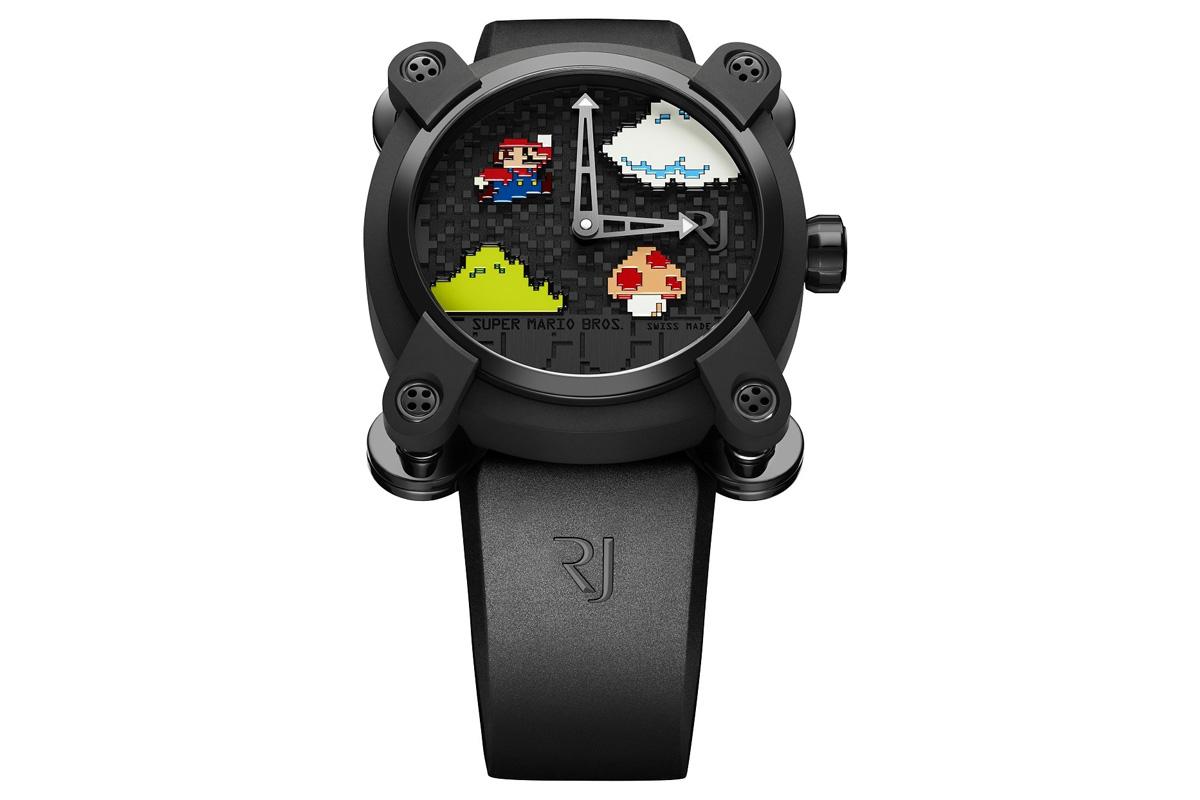 Photo of Un ceas Mario de 18 mii de dolari