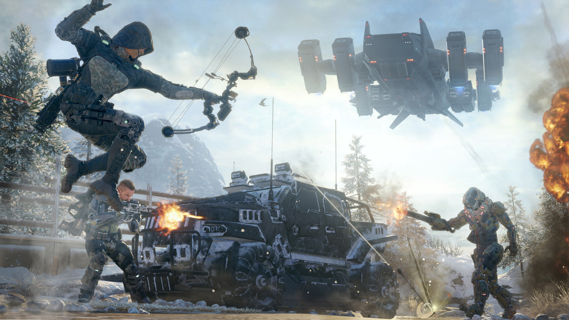 Photo of Black Ops 3 Multiplayer este gratuit