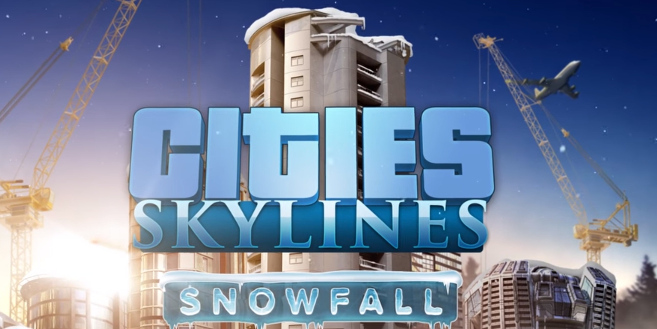 Photo of Cities Skylines – Snowfall
