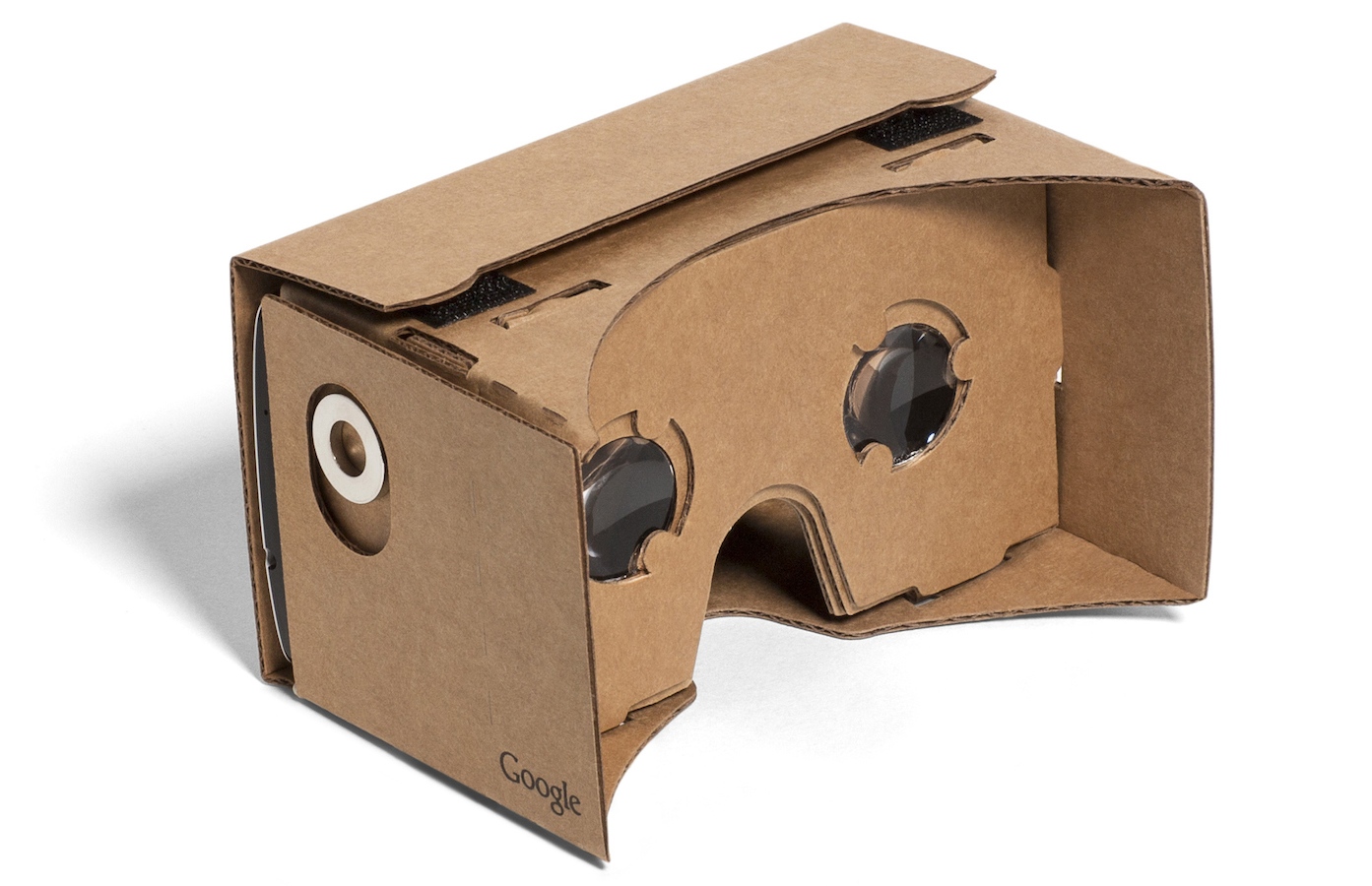 Photo of Google Cardboard devine complet Open Source