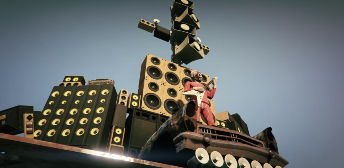 Photo of Mad Max ajunge in GTA 5