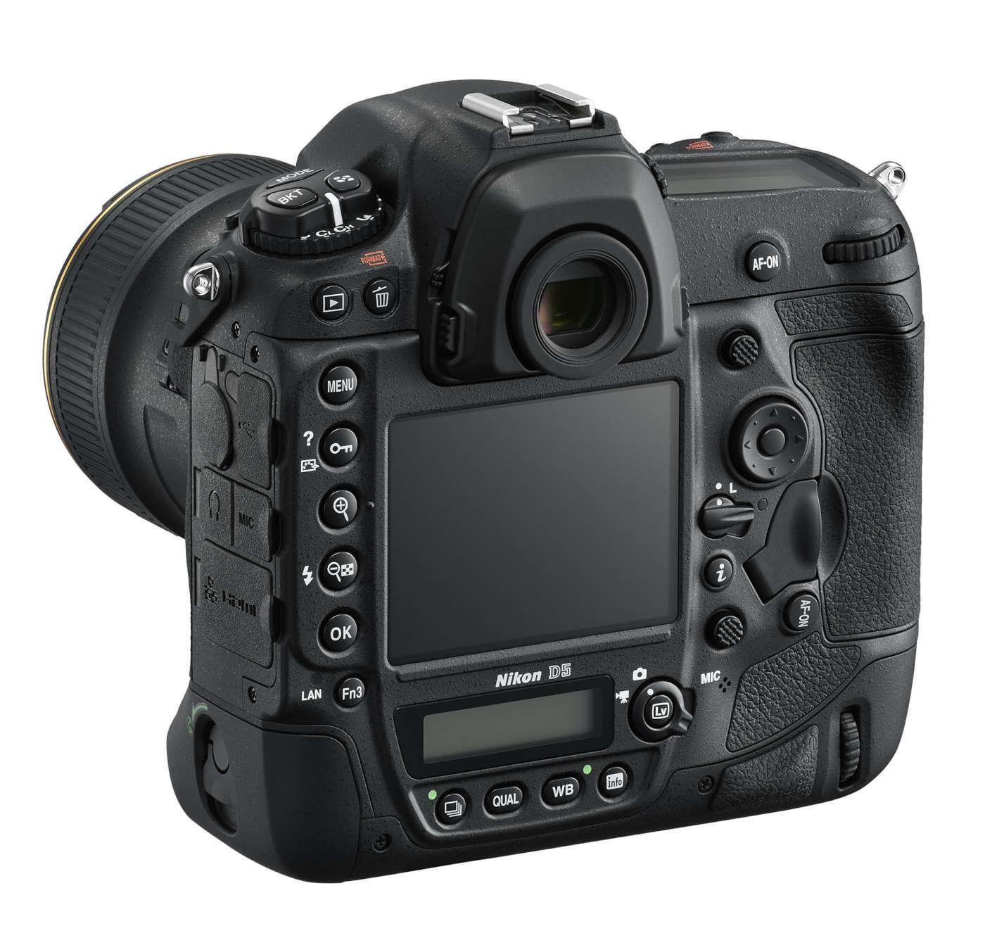 Photo of Nikon D5 are un ISO de peste 3 milioane