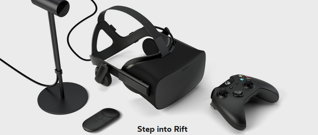 Photo of Oculus Rift costa 600 de dolari
