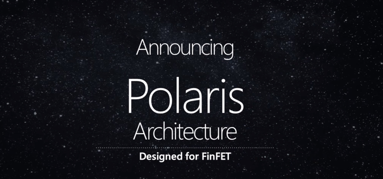 Photo of AMD Confirma arhitectura Radeon Polaris
