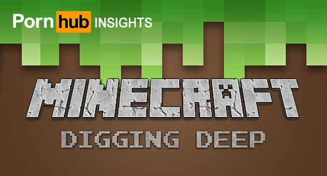 Photo of Minecraft invadeaza PornHub