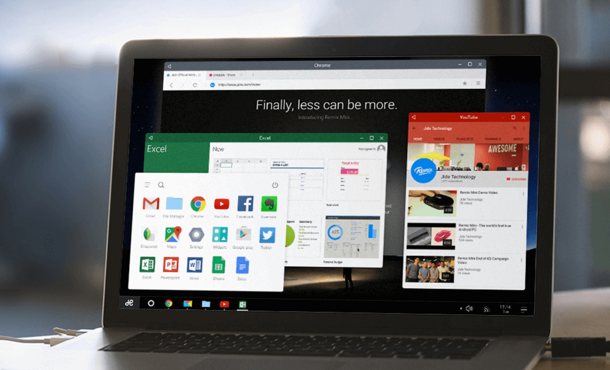 Photo of Remix OS: Un sistem de operare Android pentru PC-uri