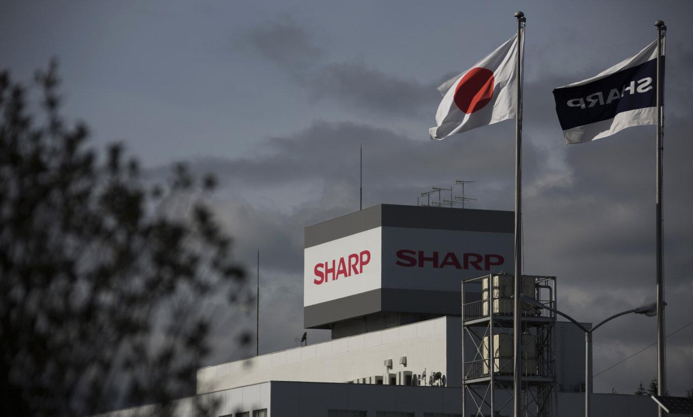 Photo of Foxconn ar putea infuleca Sharp pentru 5.4 miliarde de dolari