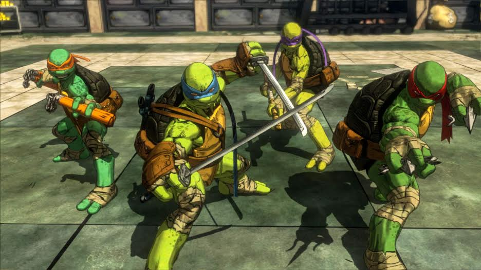 Photo of TMNT: Mutants in Manhattan in actiune