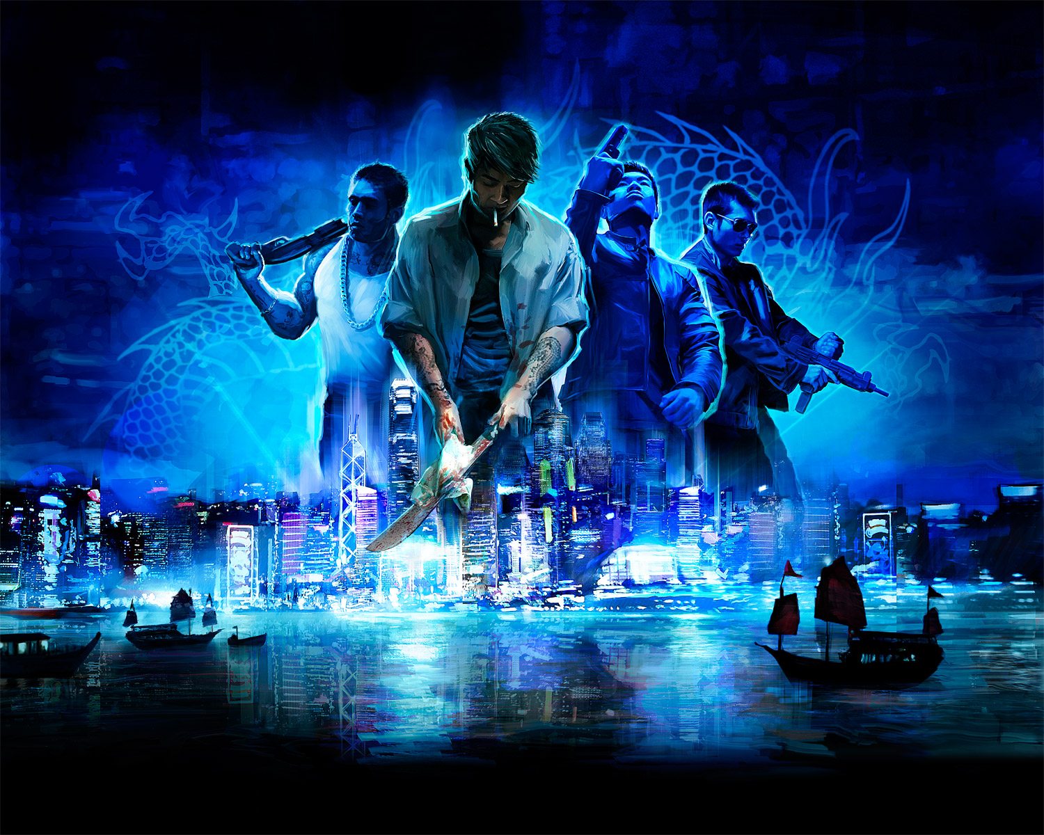 Photo of Sleeping Dogs Triad Wars va fi inchis