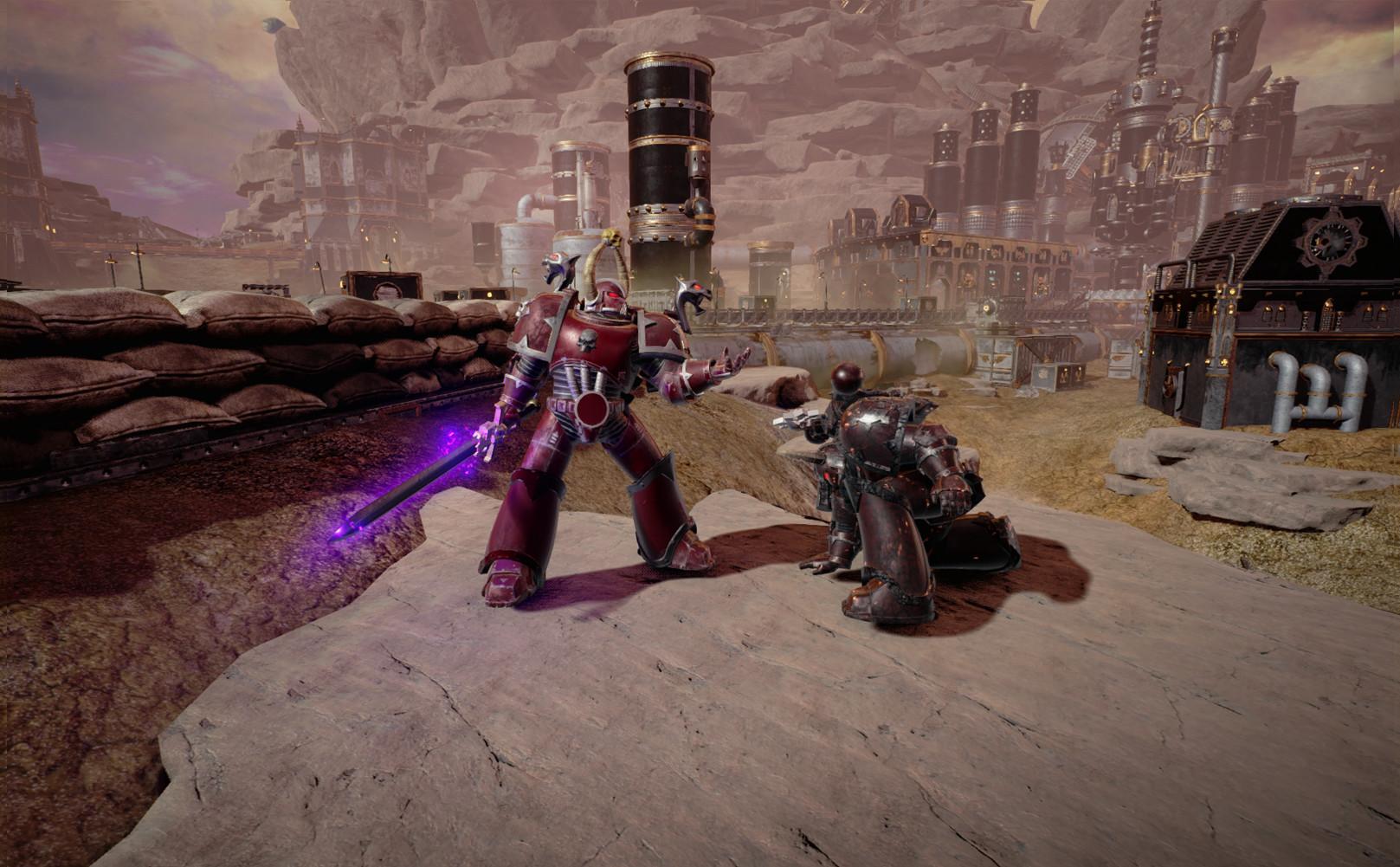 Photo of Warhammer 40K Eternal Crusade este pe Steam Early Access
