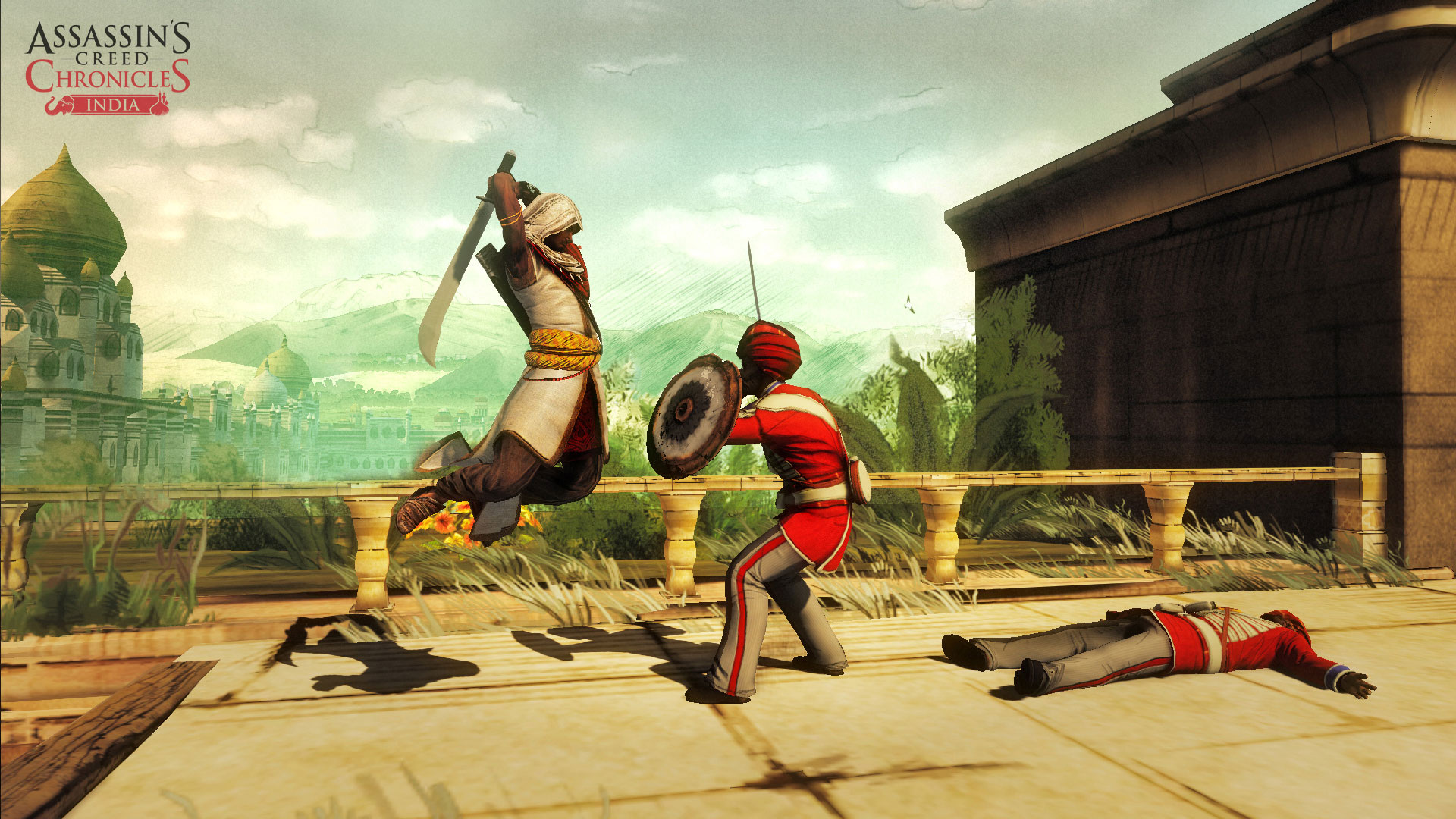 Photo of Assassin's Creed Chronicles: India Gameplay comentat