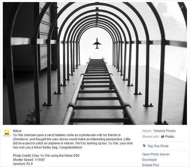 Photo of Un concurs de fotografie castigat de un photoshop ordinar