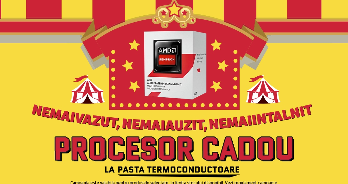 Photo of Procesor gratuit cand cumperi pasta termo-conductoare de la PC Garage