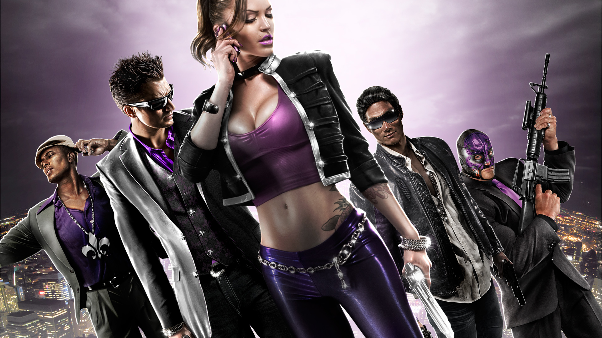 Photo of Saints Row The Third Remastered a fost zărit