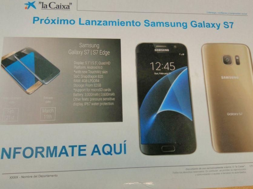 Photo of Detalii oficiale despre Samsung Galaxy S7