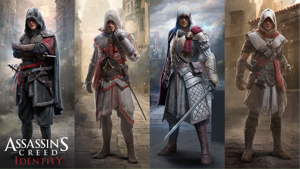 Photo of Assassin's Creed Identity anuntat