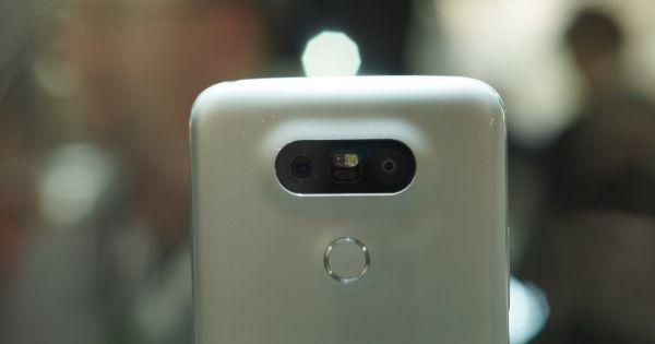 Camerele foto spate ale LG G5