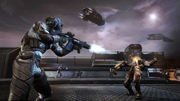 Photo of Dust 514 se inchide, CCP lucreaza la un shooter nou