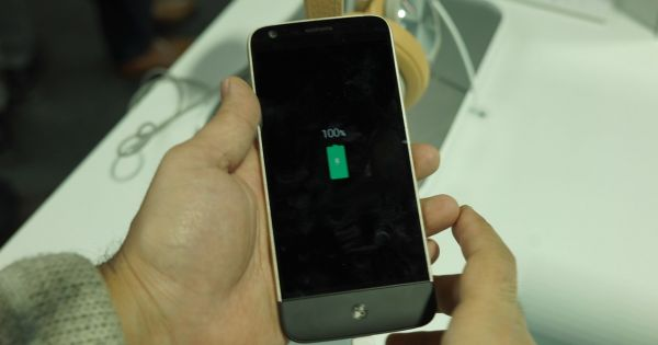 Ecran LG G5