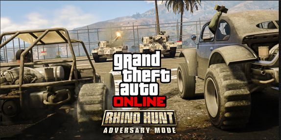 Photo of GTA Online Rhino Hunt Week!