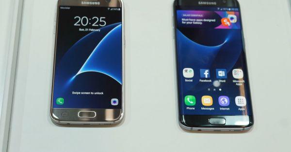 Galaxy S7 si S7 Edge la Mobile World Congress 2016