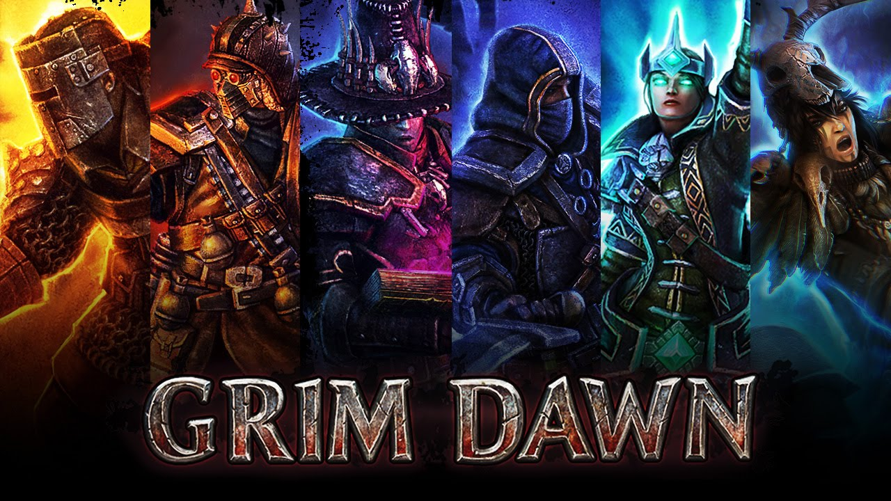 Photo of Te-ai saturat de Diablo 3?  A fost lansat Grim Dawn intr-un final!