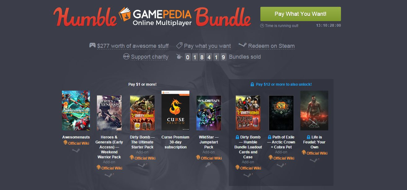 Photo of Humble Bundle revine