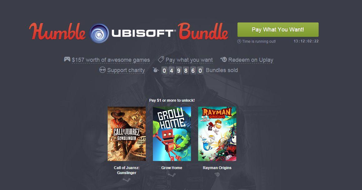 Photo of Humble Ubisoft Bundle