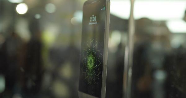Laterala dreapta LG G5