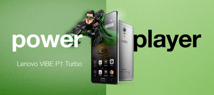 Photo of Lenovo Vibe P1 Turbo anuntat oficial