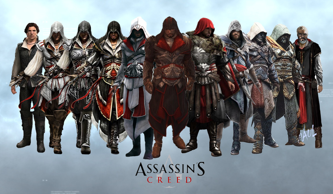 Photo of Assassin's Creed devine MMO
