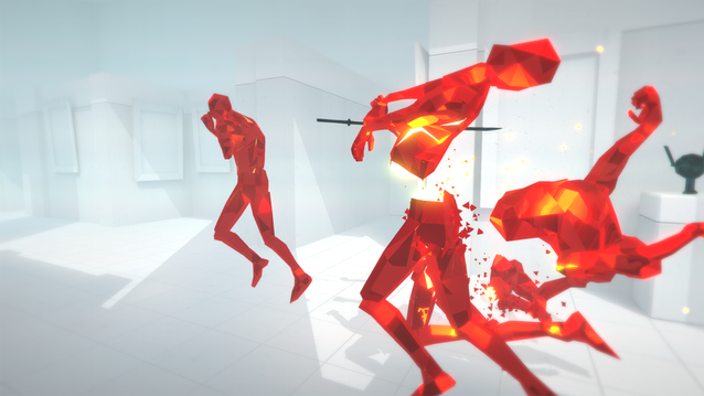 Photo of Superhot este gratuit pe EGS