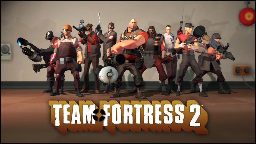 Photo of Team Fortress 2 devine mai competitiv
