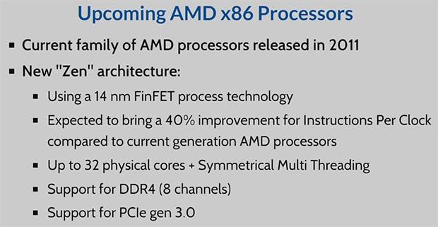 Photo of AMD Opteron cu 32 de nuclee si suport pentru RAM DDR4